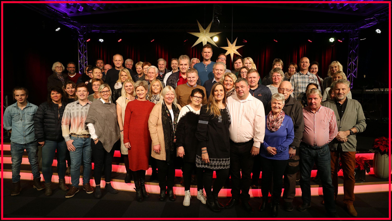God Jul fra EFA-senteret!