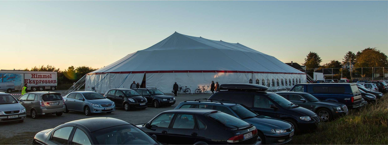 Teltmøter i Ålesund / Ellingsøy