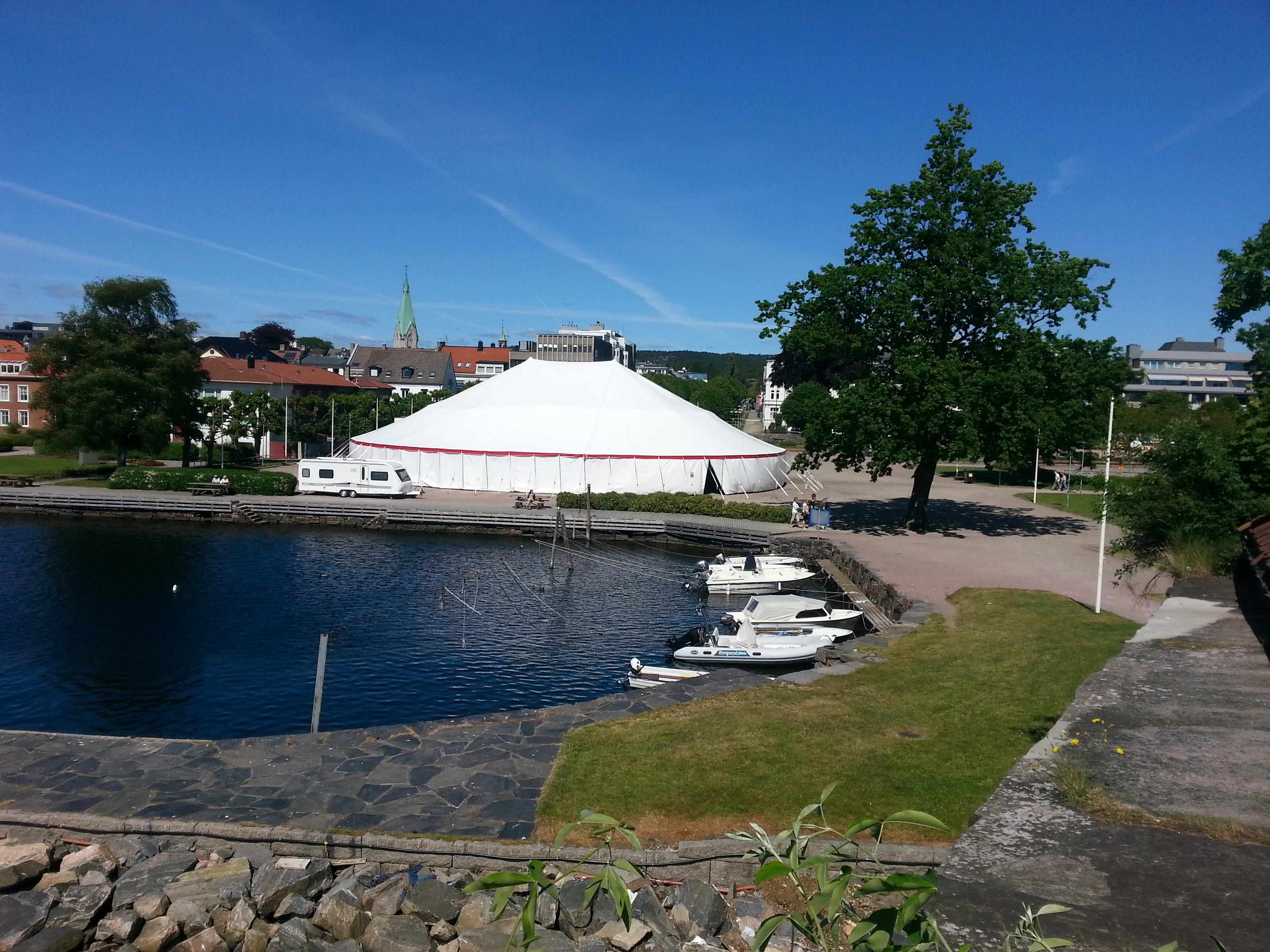Teltkampanje i Kristiansand 14. – 23. Juni – 2019