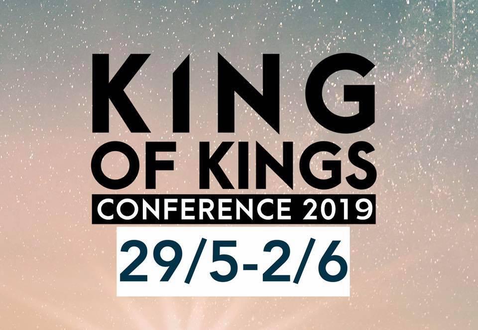 King of kings conferece i Sverige!