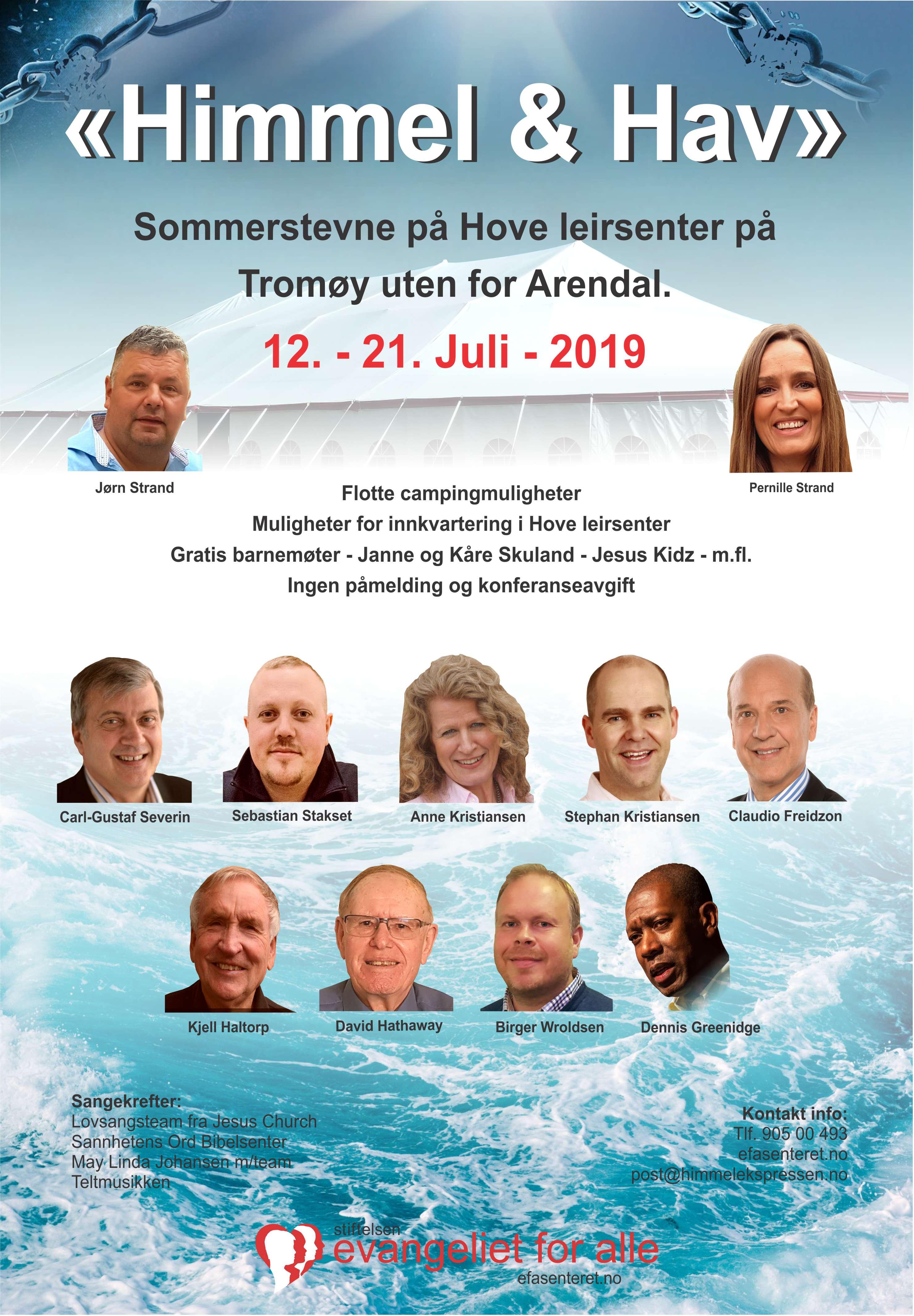 «Himmel & Hav» 2019