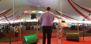 Teltmøter i Kenya!