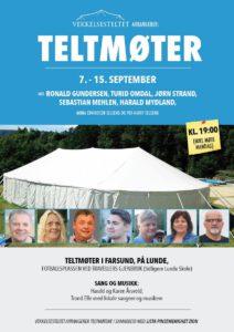 Velkommen til teltmøter i Farsund!