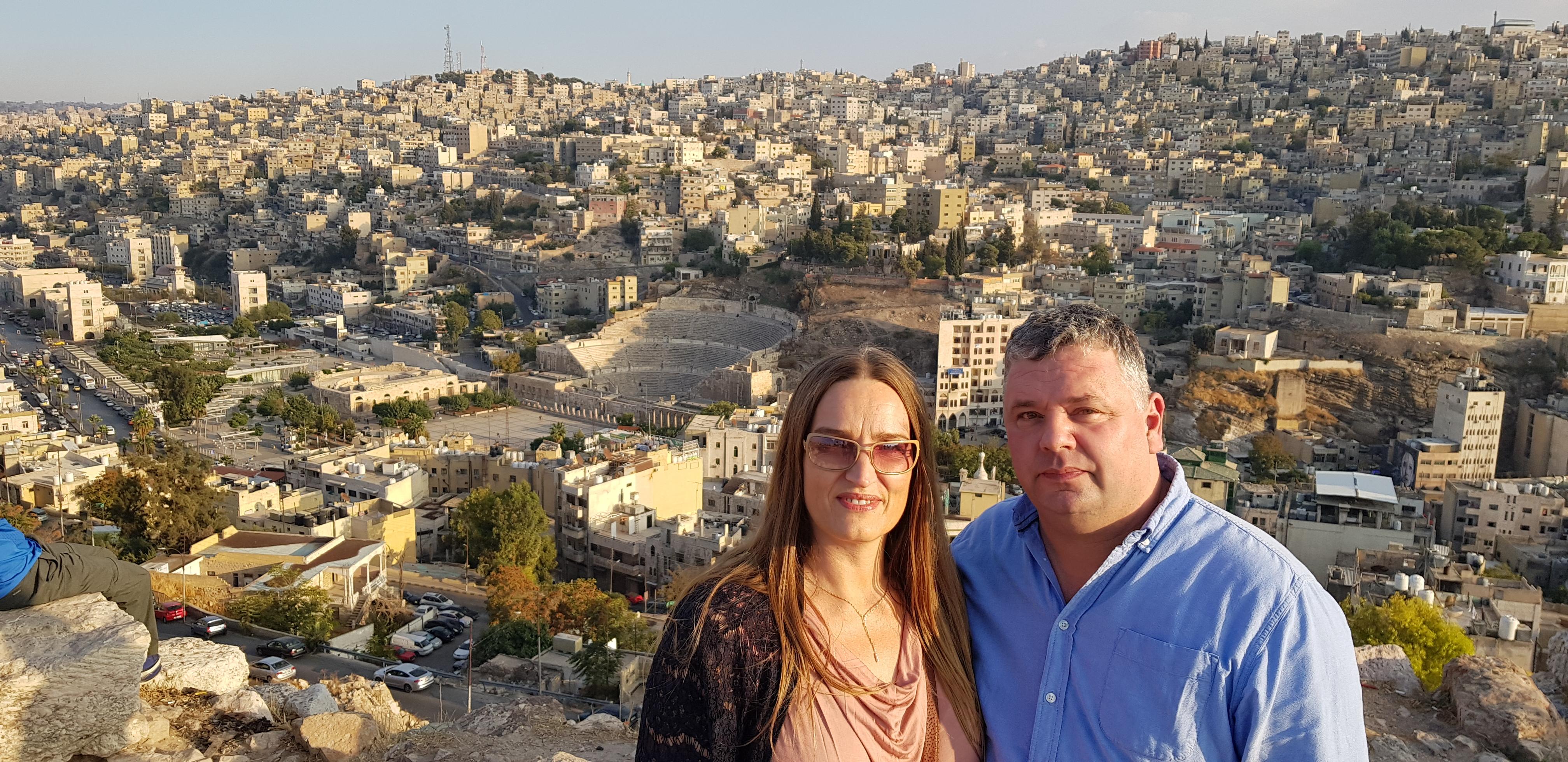 Misjonsreise til Amman!