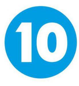 Direktesendinger på Kanal 10