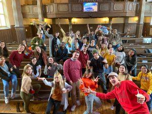 Fantastisk åpne bibelskoleelever på TBBMI.